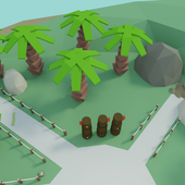 Escape Game Island icon