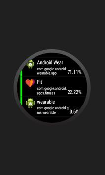 Battery Mix for Android Wear screenshot 1