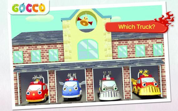 Gocco Fire Truck screenshot 10