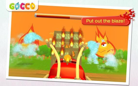 Gocco Fire Truck screenshot 13