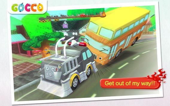 Gocco Fire Truck screenshot 14