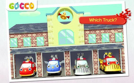 Gocco Fire Truck screenshot 16