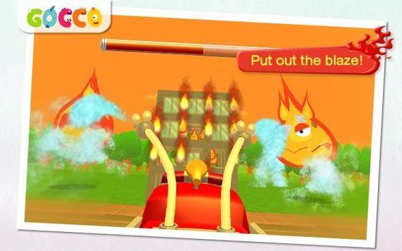 Gocco Fire Truck screenshot 1