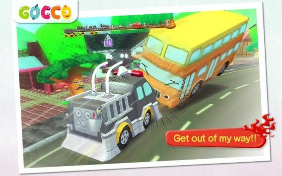 Gocco Fire Truck screenshot 2