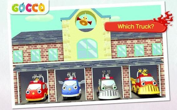 Gocco Fire Truck screenshot 4