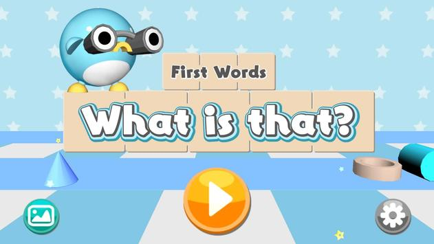First words. What is that? screenshot 5
