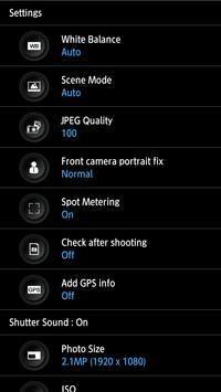 HD Camera - silent shutter apk screenshot