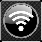 Carbon Wifi widget icon