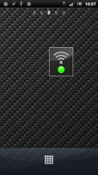 Carbon Wifi widget poster