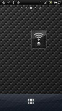 Carbon Wifi widget apk screenshot