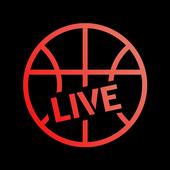 バスケットLIVE biểu tượng