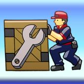 倉庫整理ゲーム作り icon