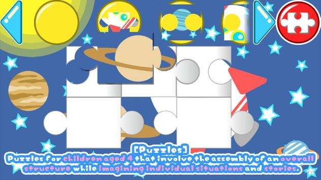 Kids Puzzle:Sort The Shapes 2+ screenshot 4