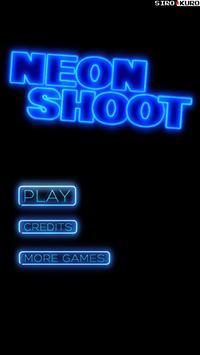 Neon Shoot poster