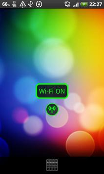 Quick Wi-Fi Change poster