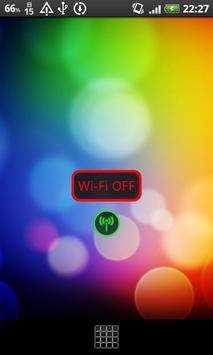 Quick Wi-Fi Change screenshot 1