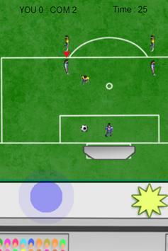 サッカー apk screenshot