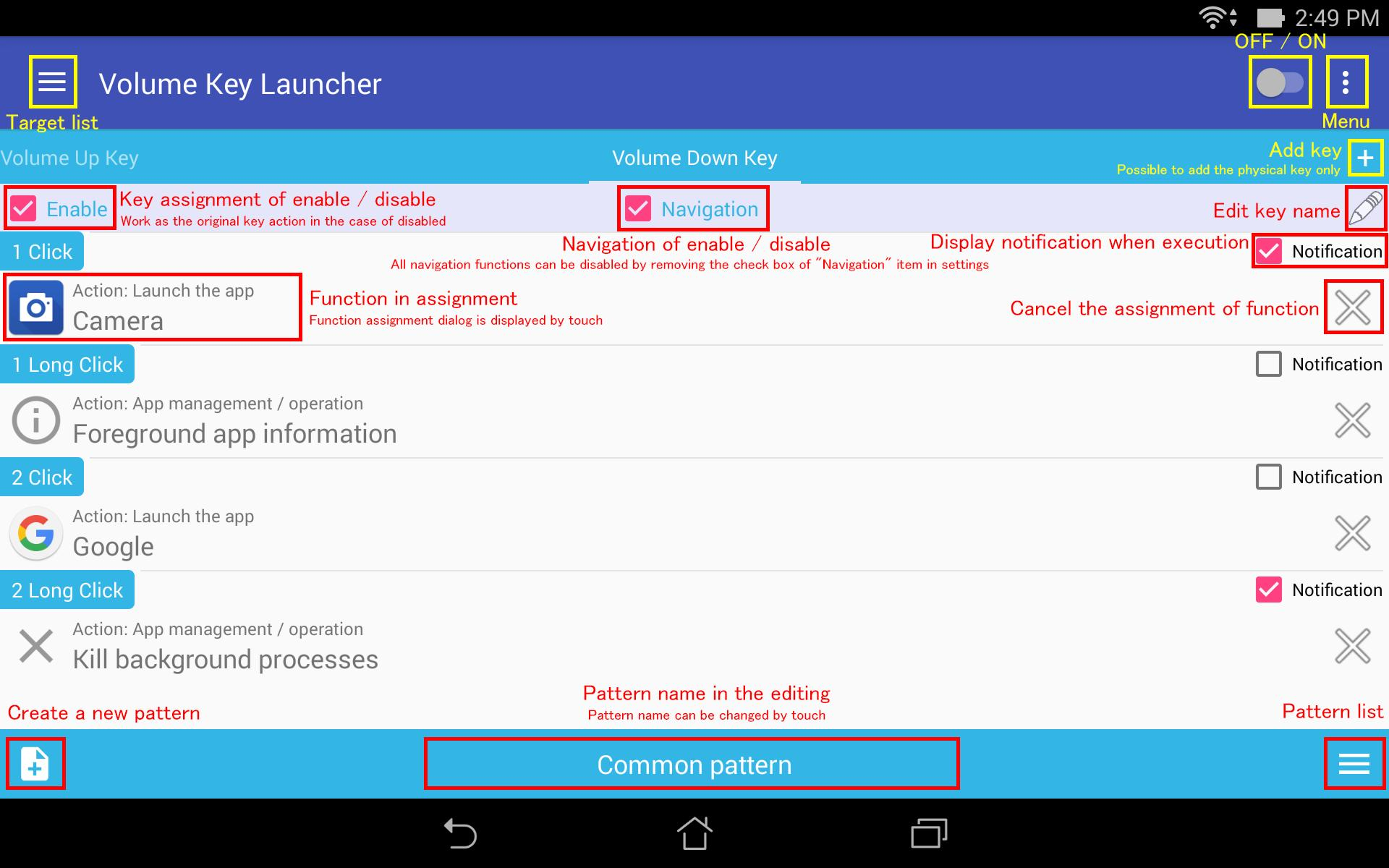 Volume Key Launcher for Android - APK Download