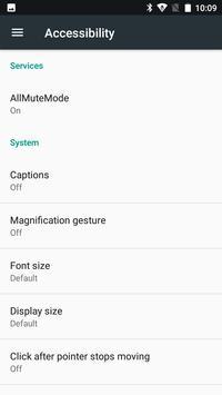 Silent Mode/All Mute Trial (Camera Mute) for Free screenshot 1
