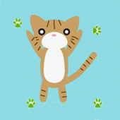Simple Cat Memo icon