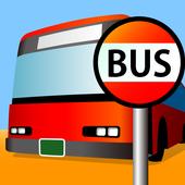 バス停まっぷ icon