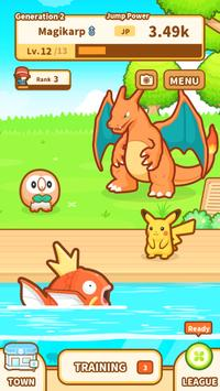 Pokémon: Magikarp Jump screenshot 4