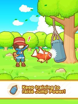 Pokémon: Magikarp Jump apk screenshot