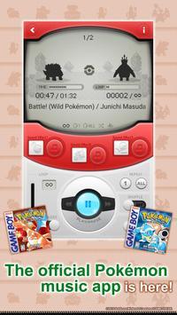 Pokémon Jukebox poster