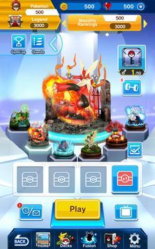 Pokémon Duel APK-screenhot