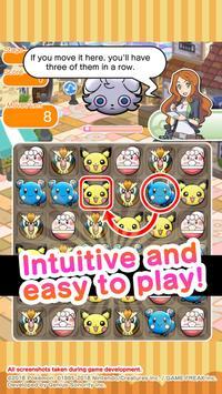Pokémon Shuffle 截图 2