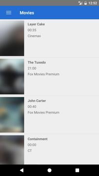 Philippine Television Guide screenshot 2