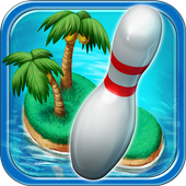 Install Game android antagonis Bowling Islands APK