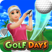 Download Game antagonis android Golf Days:Excite Resort Tour APK gratis