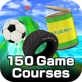 Download apk android Jumble Golf : 150 Game Courses APK new