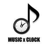Musical Clock Widget icon