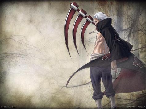Ninja Naruto Fan Art Wallpaper apk screenshot