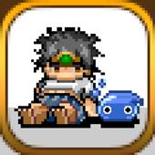 니트족 용사 [방치계 도트 RPG] 무료 롤플레잉 게임 icon