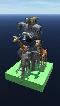 Animal Tower 3D apk screenshot