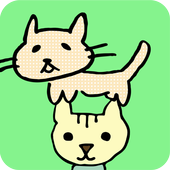 Comical Cat Tower icon