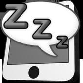 かんたんスリープ管理 ウィジェットや通知バーで簡単に設定変更 icon