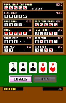 暇つぶしポーカー apk screenshot