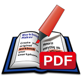 Workbook Maker PDF Plugin icon
