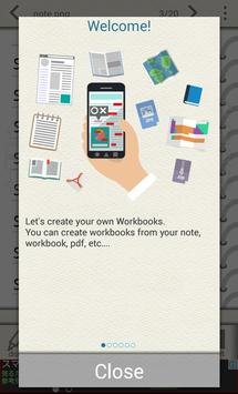 Workbook Maker PDF Plugin apk screenshot
