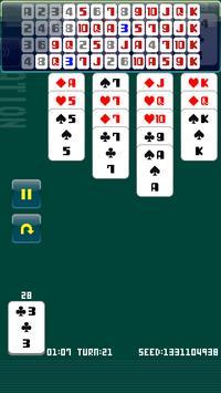 Wizard's Solitaire Calculation apk screenshot