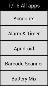Button de Home screenshot 4