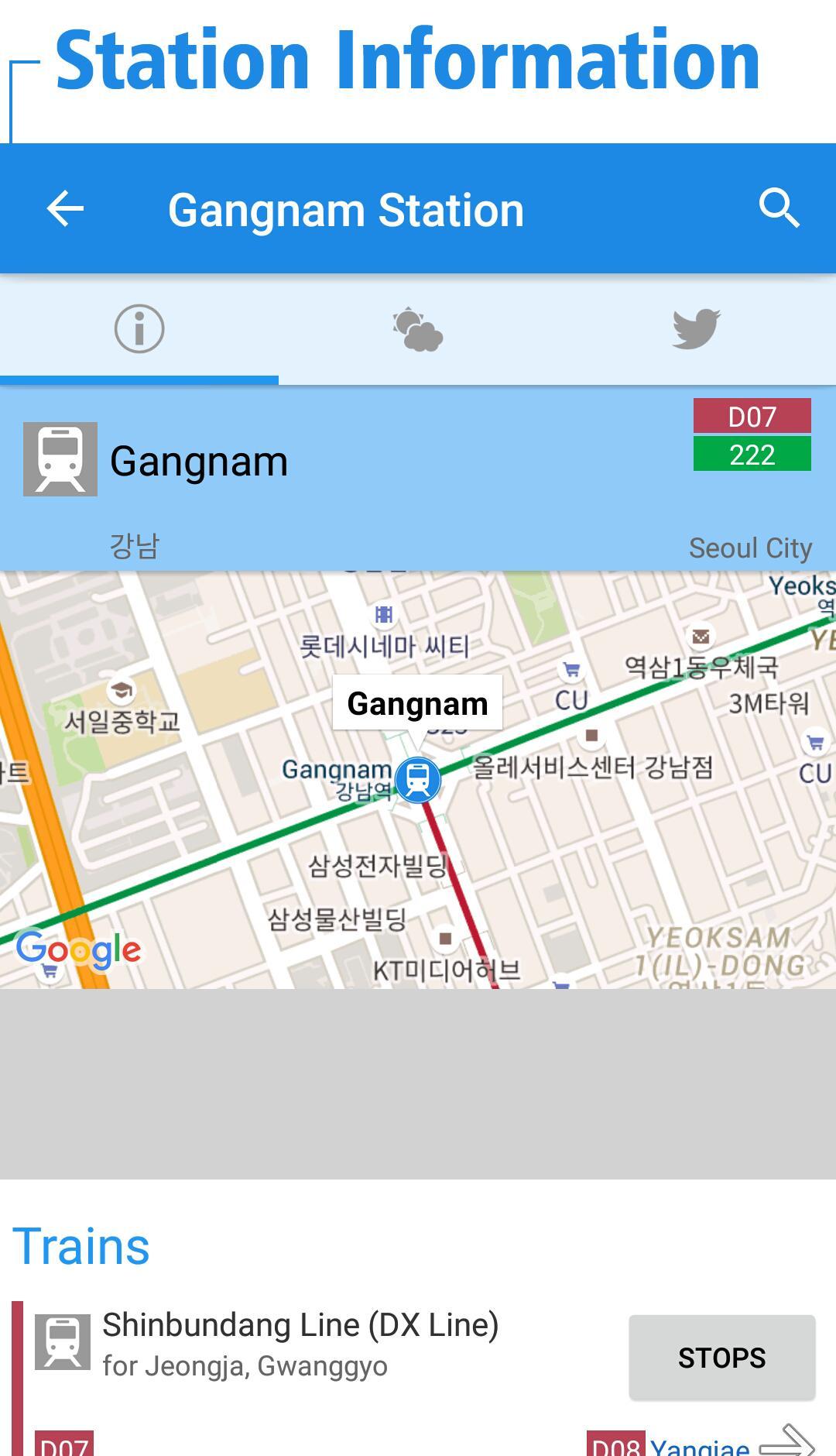 Jeongja Station Subway Map.Korea Rail Map For Android Apk Download