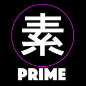 Connect primes and calm down icon