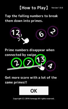 Connect primes and calm down screenshot 1