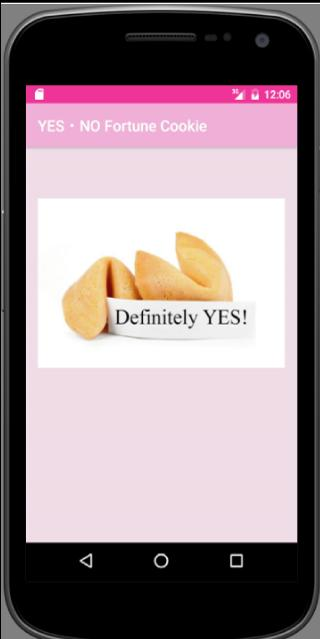 Yes No Fortune Cookie For Android Apk Download