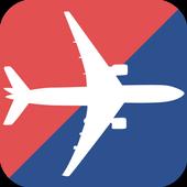 格安航空券検索 エアラインナビ icon